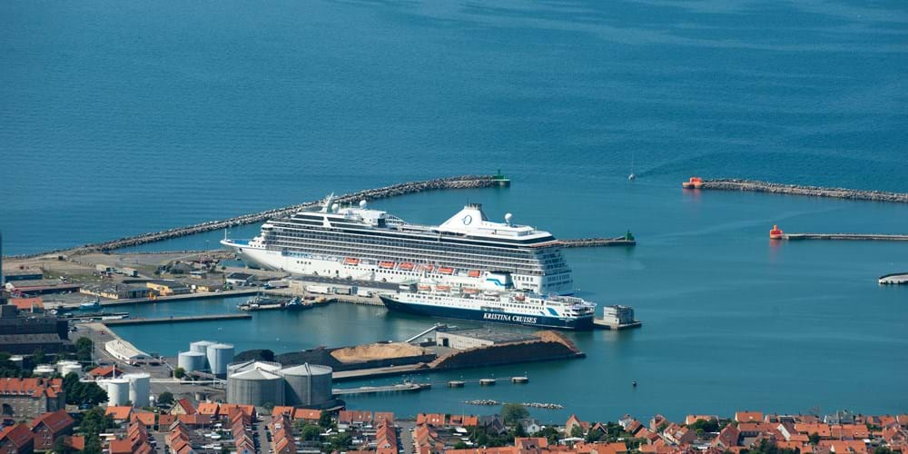 Αποτέλεσμα εικόνας για Cooperation is the key to success for Danish cruise tourism